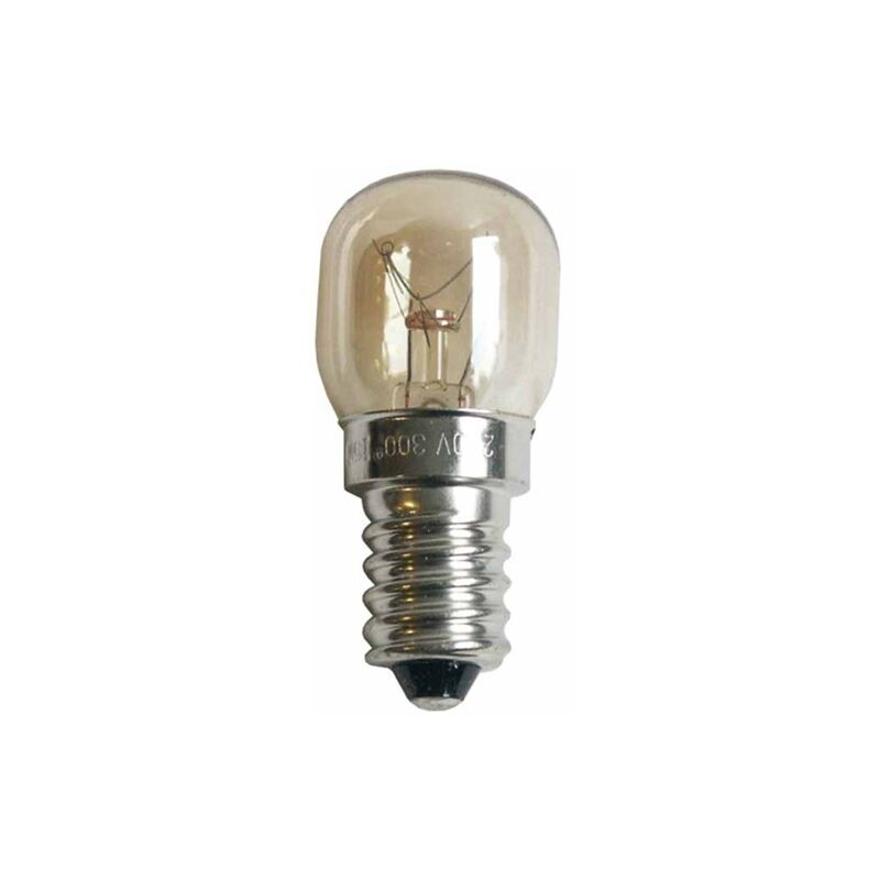 LAMPE FOUR ET CUISINIERE E14 15W 230V 300°C 50279887009 - Universel