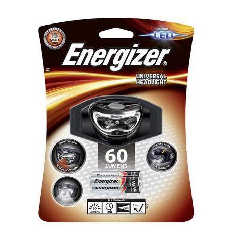 Energizer Lampe Frontale 3 Headlight Pro Bricolage Led gy67fb