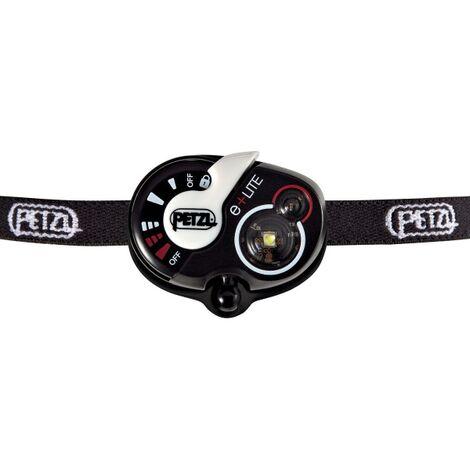 Lampe Frontale Petzl E+LITE Ultra legère 3 leds 50 Lm