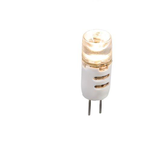Lampe G4 LEL 1.5W 80lm 3000 K Calex