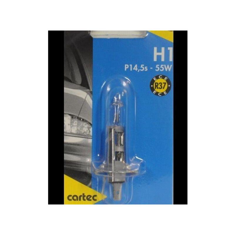 LAMPE H1 12V 55W 0844421 - Cartec