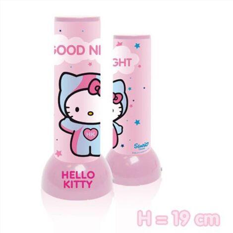 Lampe Hello Night Kitty Lampe Good Hello q54ARj3L