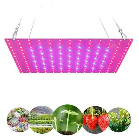 Lampe Horticole Led ,de Croissance Floraison LED Grow Light pour Led Culture Indoor Plante Hydroponique éclairage Germination