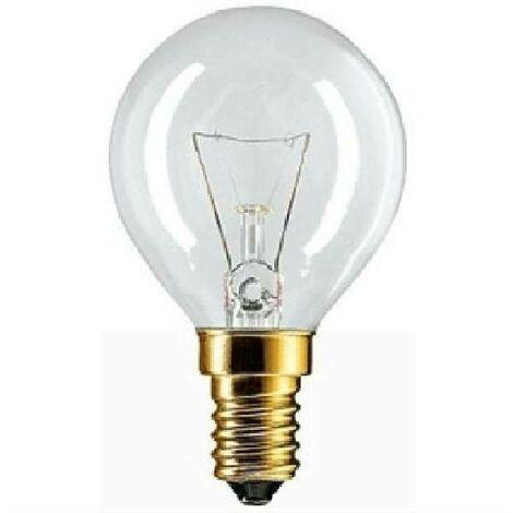 LAMPE INCANDESCENTE SFERA 40W ATTACCO E14 PER FORNI FOR40SFEMGB1