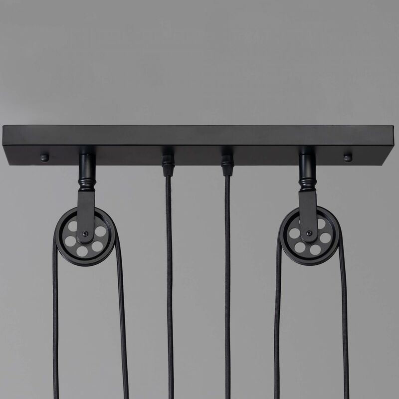 Triple Suspension Lampe Industrielle Suspension Piattino Lampe Industrielle Tc31JFulK