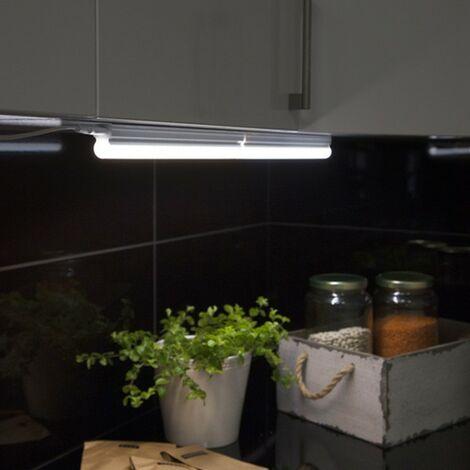 Lampe INTEGRA T5 pour meuble cuisine connectable 4000K