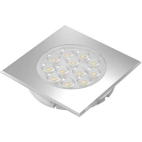 Lampe LED Alu Opt.ww,12V,2.3W,IP44,2m