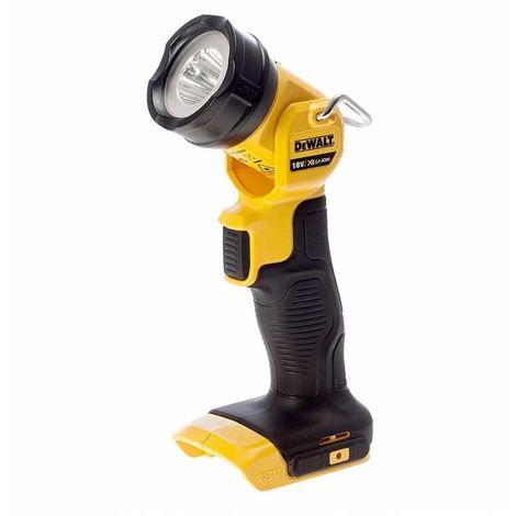 Lampe LED DeWALT DCL040N (Machine seule Carton)