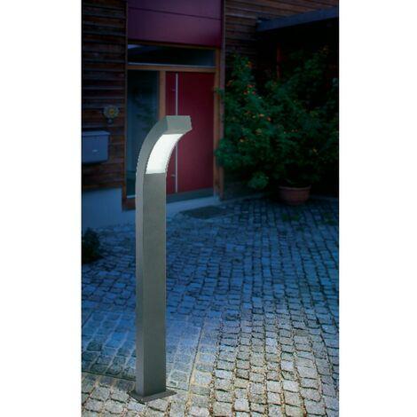 Lampe LED dextérieur sur pied 100 cm anthracite Esotec