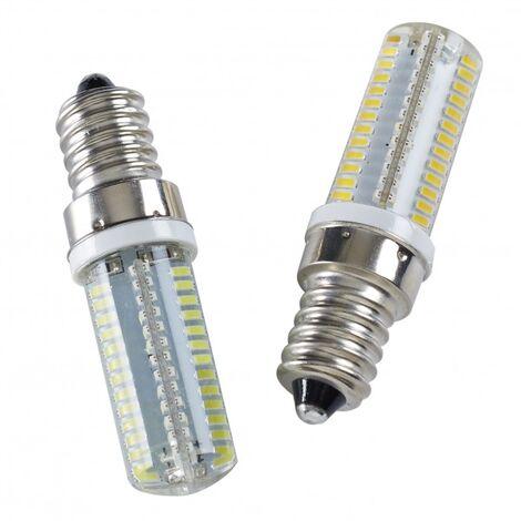 Lampe Froid Blanc Silicone 3w5 E14 230v Diamètre Led Mm 18 8nm0vNwO