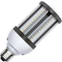 Lampe LED Éclairage Public Corn E27 18W IP64