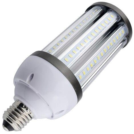 Lampe LED Éclairage Public Corn E40 40W IP64