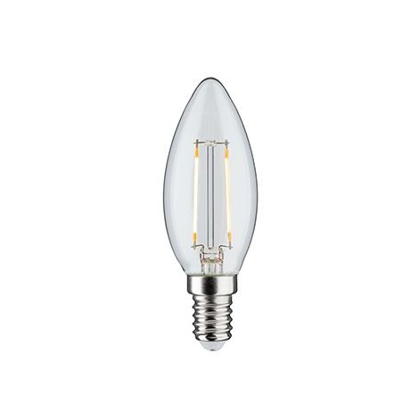 Lampe LED Flamme E14 - 2,5W - 2700K - 250lm - Dimmable 3 niveaux