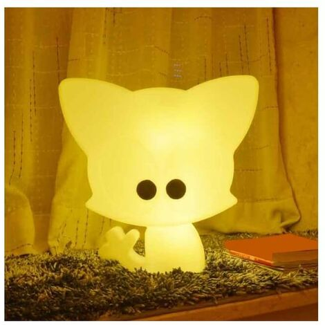 Lampe LED - Grand Chat Lumineux