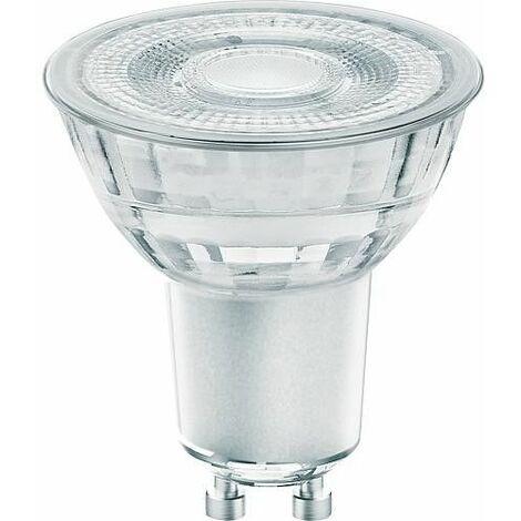 Lampe LED Osram Parathom 230V, GU10 PAR16, 4,6W/2700K intensite variable