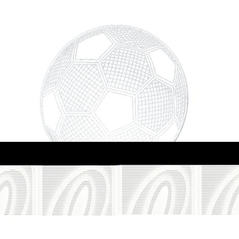 Lampe led Trio Ball Chrome Métal - Verre Acrylique R52471106