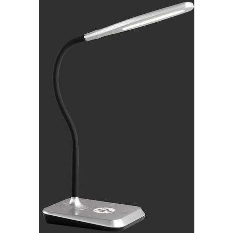 Lampe led Trio Charger Nickel Métal R59019987