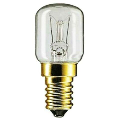 Lampe lentille ventilateur Duralamp pour le four E14-15W 25X57 00120