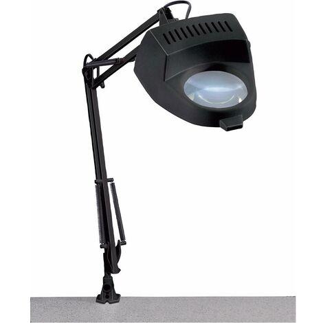 Lampe loupe de table TOOLCRAFT 60W 821026 E27 Puissance: 60 W