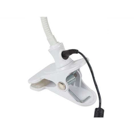 Lampe Loupe Led A Pince Lentille 90 Mm 5 Dioptries 32 Leds