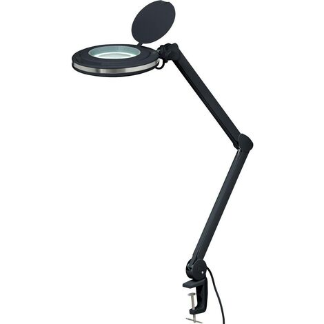 Lampe loupe LED TOOLCRAFT 2131501 TO-6394503 Puissance: 8 W blanc froid