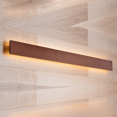 "main image of ""Lampe murale large 60 cm LED - Energy - Cuivre"""