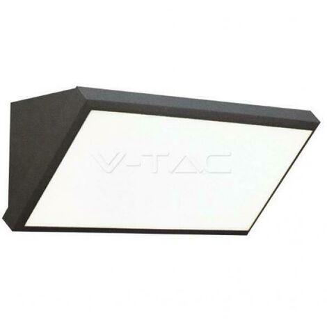 """main image of """"12W Applique murale LED V-TAC 600LM 110° Extérieur IP65 lumière-douce VT-8054 – SKU 8234 Blanc neutre 4000K"""""""