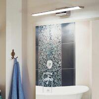 Chrome Lampe Miroir Murale L60 5 Led Cm Tabiano A4RLq35j