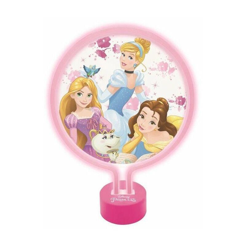 Lampe Néon Disney Princesse
