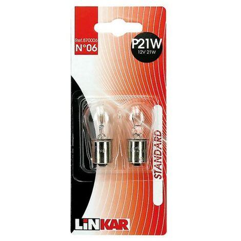 LAMPE P21/5W 12V 21 5W BL2