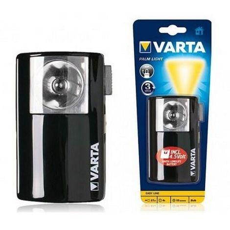 Lampe palm light + pile pour Droguerie Accessoire, Droguerie Varta