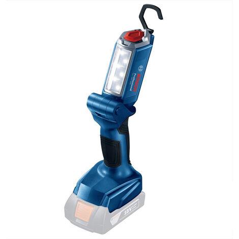 Bosch Lampe sans fil GLI 18V-300, batterie et chargeur non inclus - 06014A1100