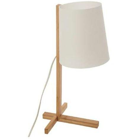 Lampe scandinave en bambou - Multicolore