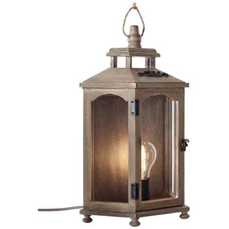 Lampe SKYLAR 1x40W E27 Naturel