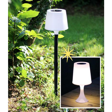 Lampe À 1La Piquer Déco Solaire Poser2 Côté En Ou oWQdxBerC