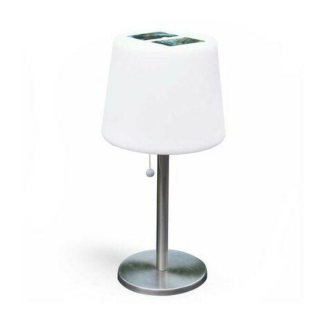 Lampe solaire de table Mora
