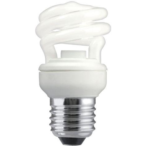 Lampe Spirale T2 E14 - E27 General Electric