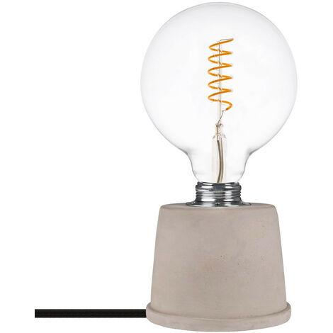 Lampe Stonik Gris Béton