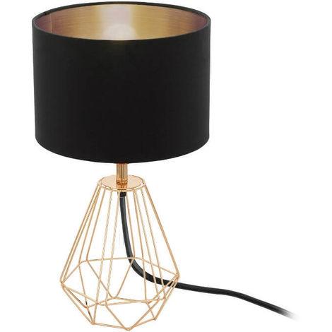 Lampe sur pied Carlton 2 H30,5 cm - Cuivre - Or