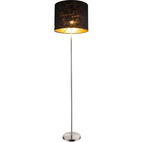Lampe sur pied design avec interrupteur de cordon pour le salon AMY