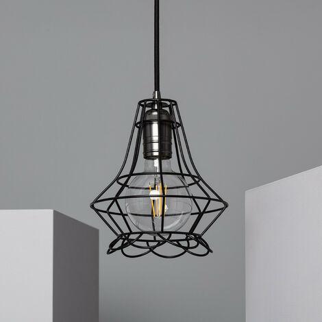 Lampe Suspendue Hendrix Noir
