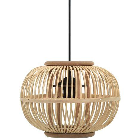 Lampe suspendue Osier 40 W 30x22 cm Globe E27