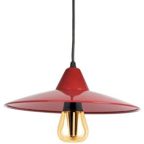 Lampe 8wéq60w E27 Avec Ampoule Suspendue Led Rouge 8wPmvNn0yO