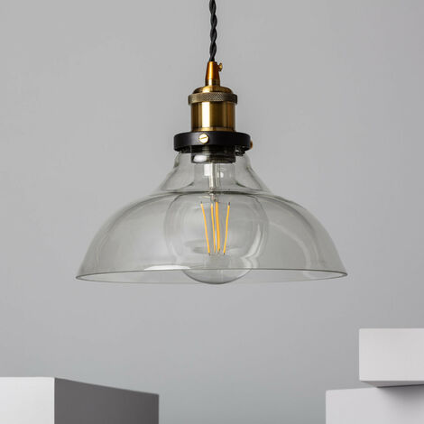 Lampe Suspendue Springsteen Bronze