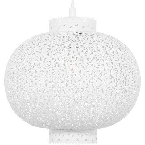 Lampe suspension au style orientale