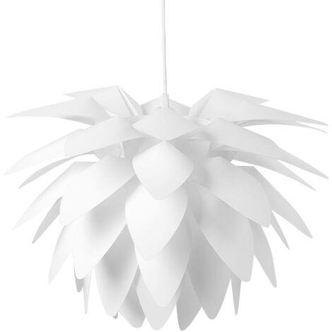 Lampe suspension en forme de chardon