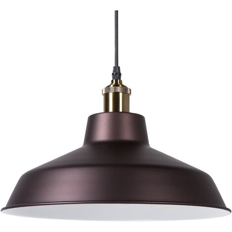 Suspension 85322 Pechora Foncé Marron Lampe UGqzVpLSM