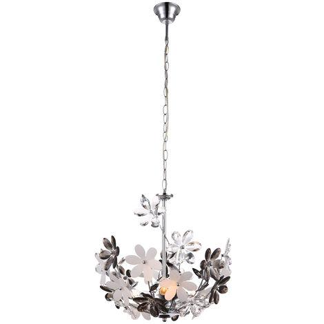 Lampe suspension pendentif pour salon RAINBOW
