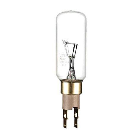 Lampe t click 40W pour refrigerateur Whirlpool, ref : 484000000986, C00195350, C00313201