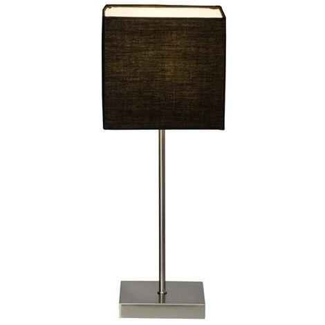 Lampe tactile AGLAE 1x40W E14 ANTHRACITE